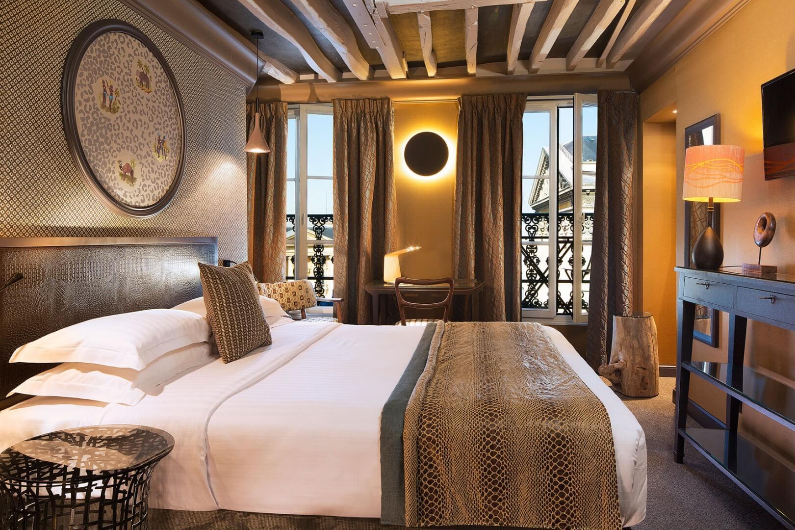 Paris Hotel Les Dames Du Pantheon 4 Star Hotel St