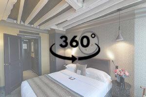 superior balcon room